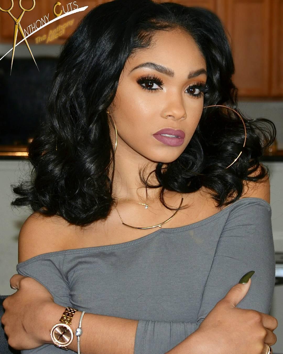 Fantastic 50 Best Eye Catching Long Hairstyles For Black Women Short Hairstyles Gunalazisus