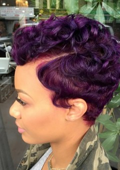 Black Hairstyles and Haircuts Ideas for 2017