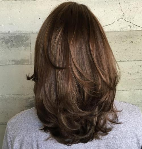 Medium Length Hairstyles With Layers mid length haircuts Mid Length Hair With Subtle Layers