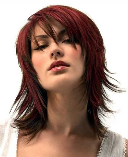 Hairstyle Pic 50 Best Variations Of A Medium Shag Haircut For Your Distinctive Style
