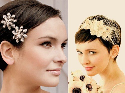 "Top 20 Wedding Hairstyles For Medium Hair: 50 Best Short Wedding Hairstyles That Make You Say ""Wow!"""