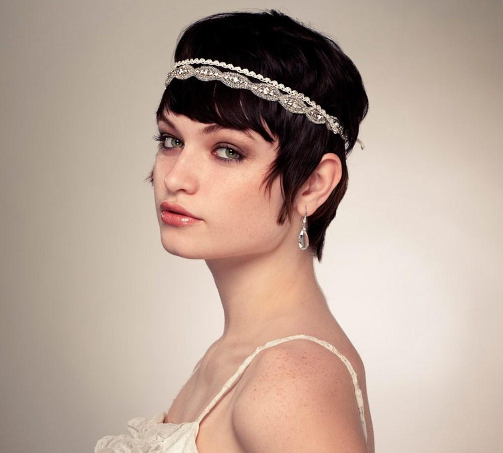 Top 20 Wedding Hairstyles For Medium Hair: Wedding Hairstyles For Short Hair