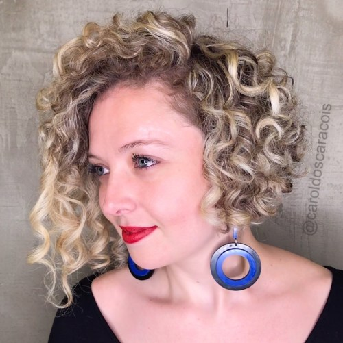 60 Styles And Cuts For Naturally Curly Hair In 2018