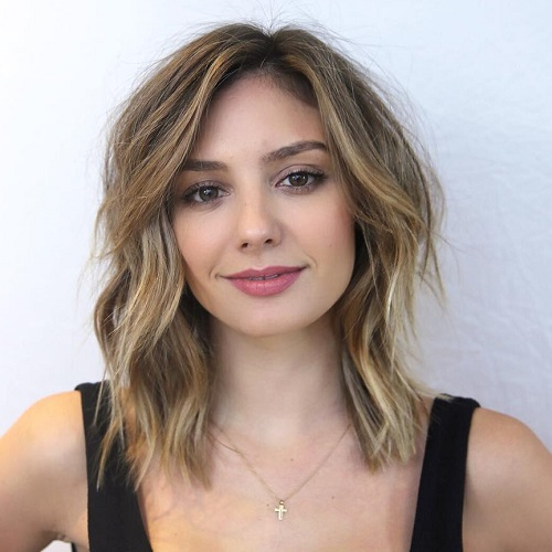 Fine 50 Best Hairstyles For Square Faces Rounding The Angles Short Hairstyles Gunalazisus