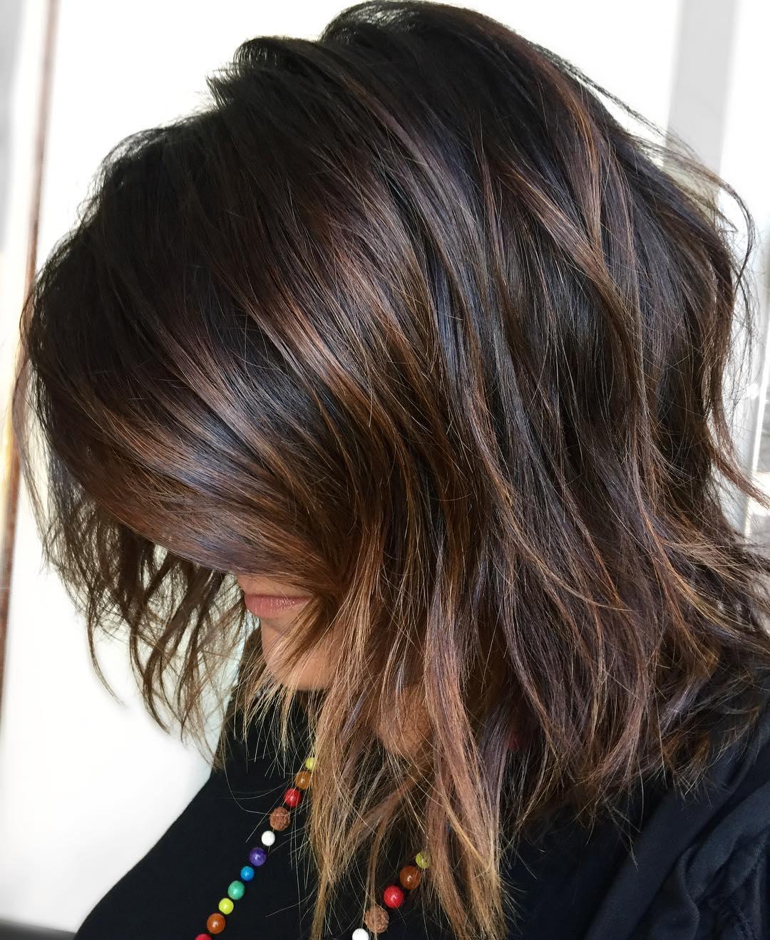 straight dark brown hair with blonde ombre wwwimgkid