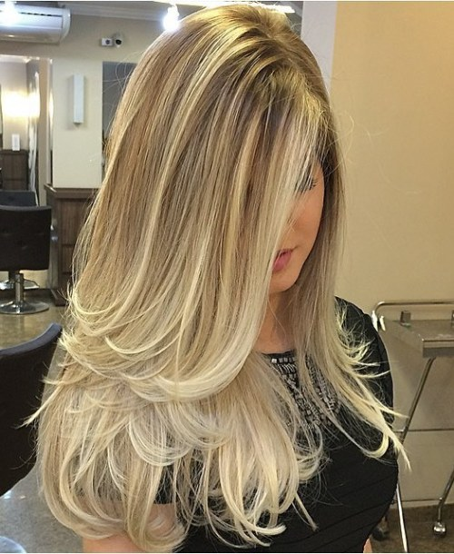 beautiful blonde hairstyles