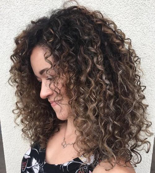 Long Natural Hairstyle