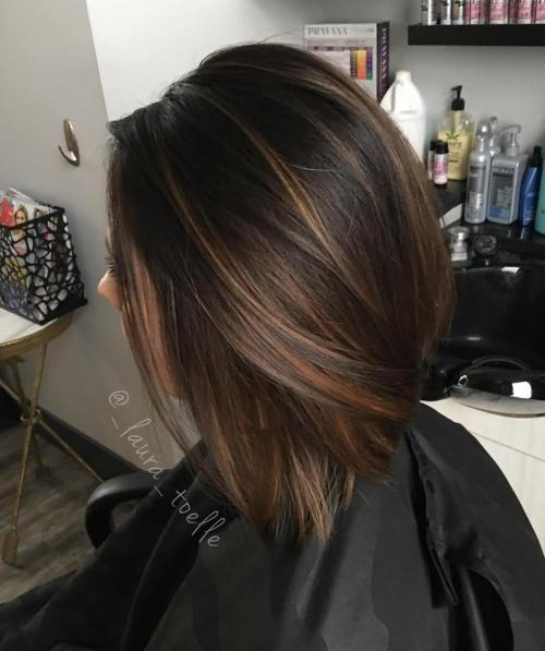 Classic Brown Color For Natural Hair