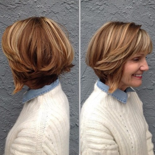 The Best Modern Hairstyles: The Best Hairstyles For Women Over 50: 80 Flattering Cuts