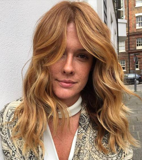 Medium Length Haircuts For Oval Faces : 60 super chic hairstyles for long faces to break up the length