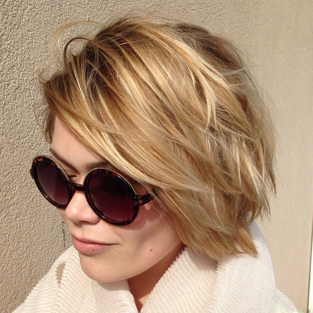 Sensational 40 Layered Bob Styles Modern Haircuts With Layers For Any Occasion Short Hairstyles Gunalazisus