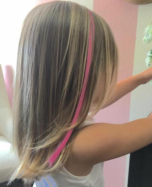how to cut hair for girl toddler