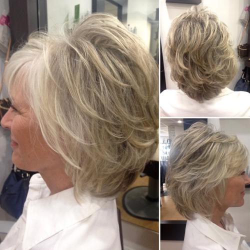 The Best Hairstyles for Women Over 50: 80 Flattering Cuts ...