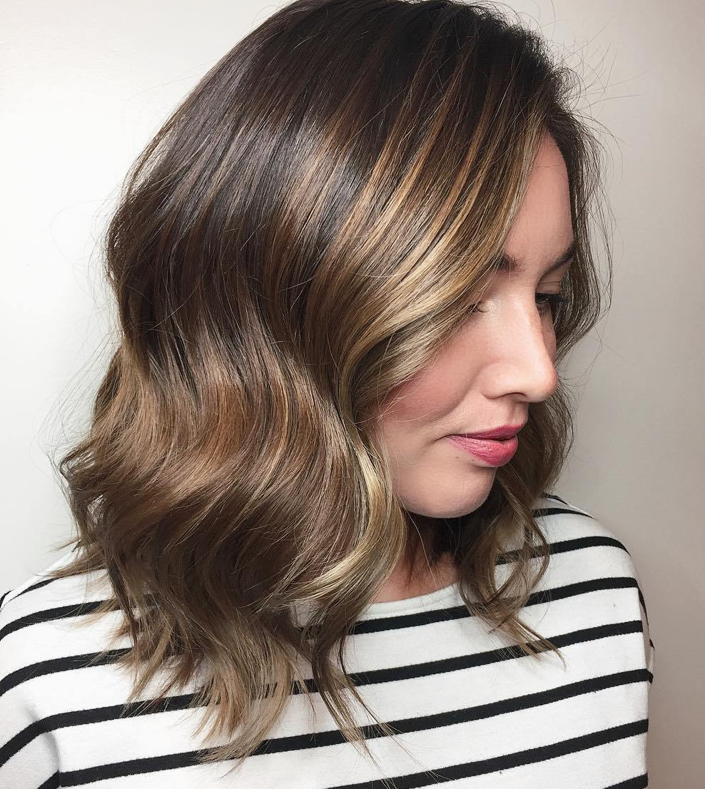 How Dark Brown Hair With Lowlights Is Going To Change Your