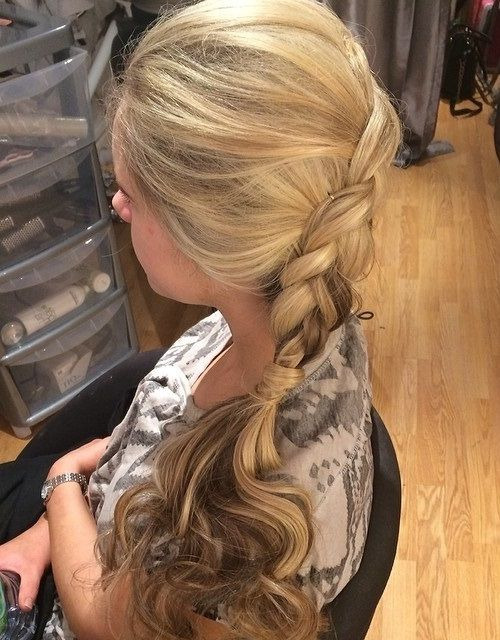 diagonal dutch braid