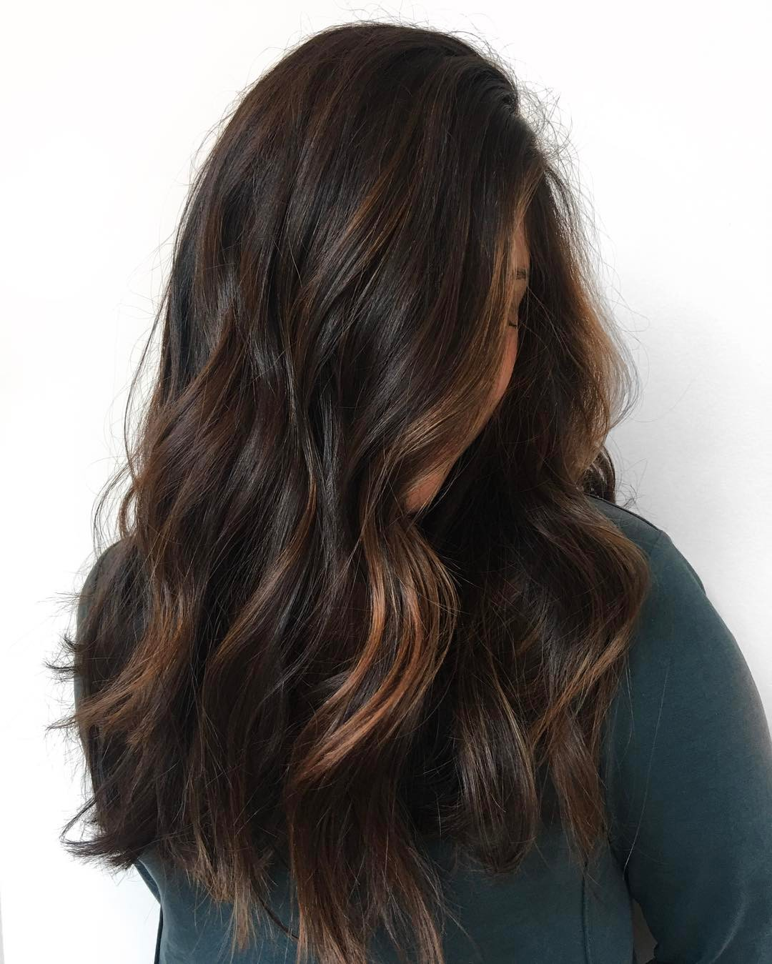 Mahogany With Highlights Topsimages