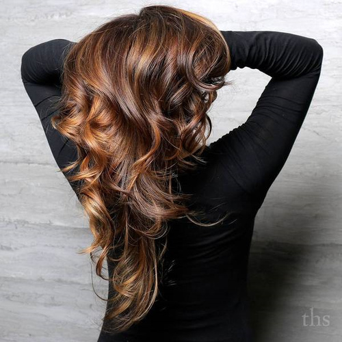 60 looks with caramel highlights on brown and dark brown hair caramel balayage highlights for brown hair pmusecretfo Choice Image
