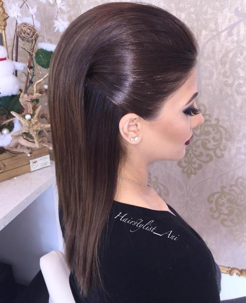 Fabulous 35 Fetching Hairstyles For Straight Hair Short Hairstyles Gunalazisus
