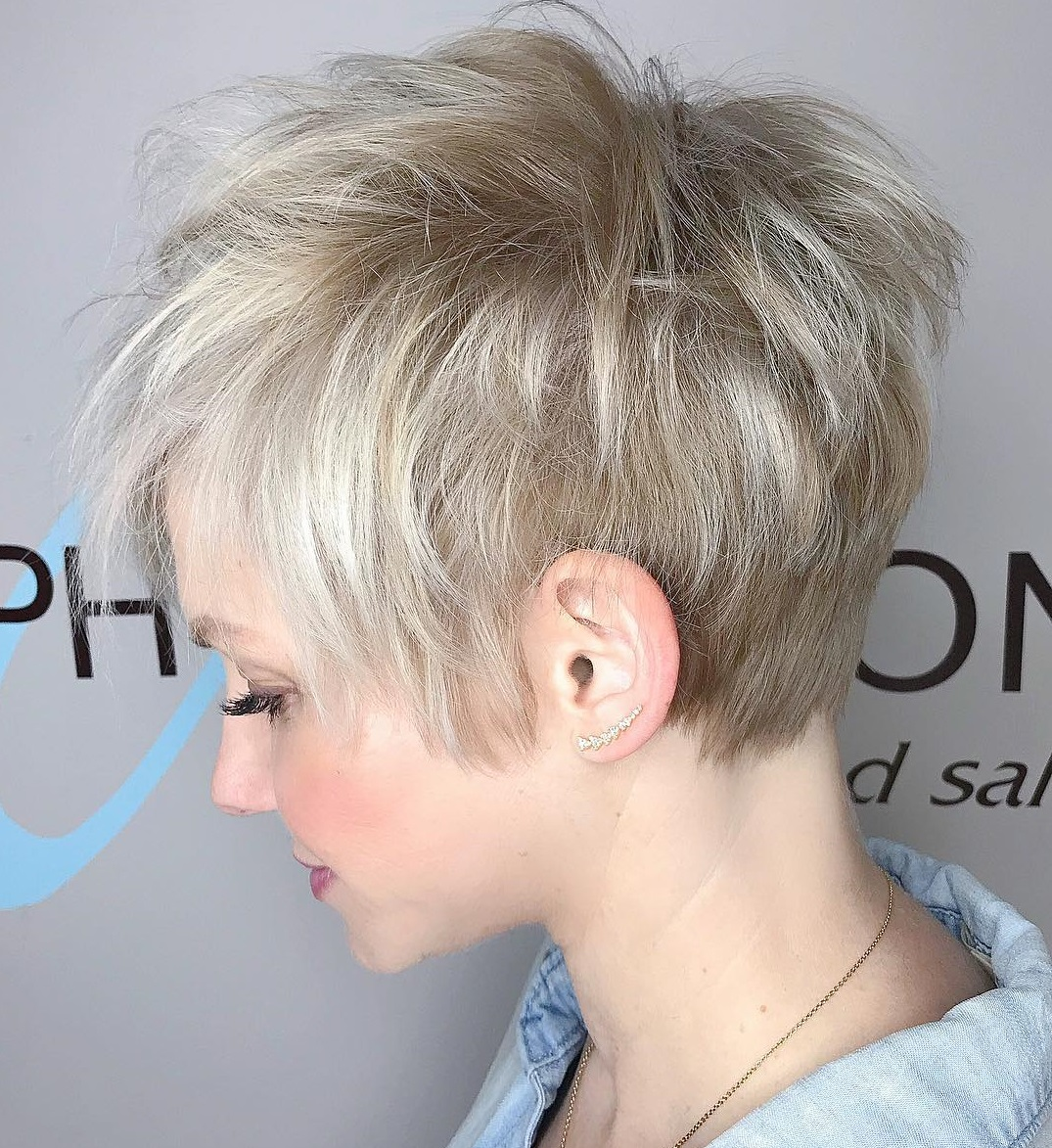 Short Frosted Hair Styles Cheaper Than Retail Price Buy Clothing Accessories And Lifestyle Products For Women Men