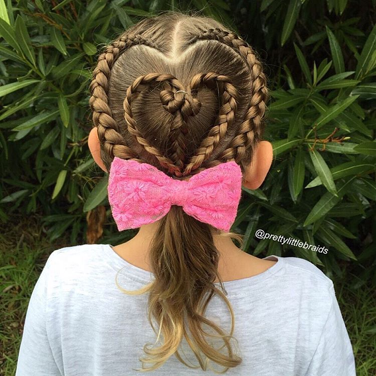 Tremendous 40 Cool Hairstyles For Little Girls On Any Occasion Short Hairstyles For Black Women Fulllsitofus