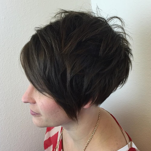 60 short choppy hairstyles for any taste choppy bob choppy long choppy pixie haircut urmus Choice Image
