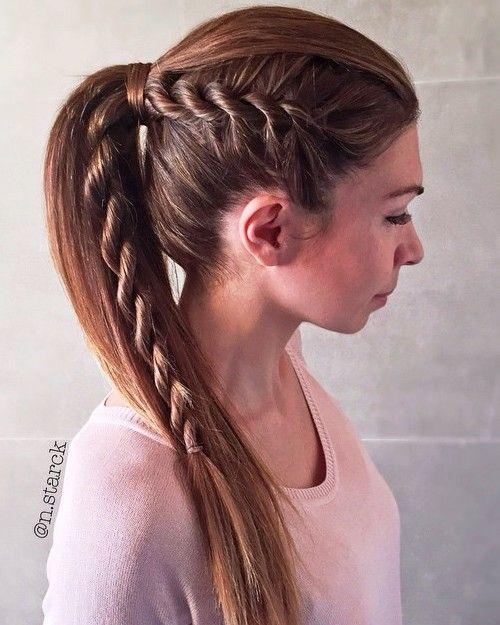 Strange 35 Fetching Hairstyles For Straight Hair Short Hairstyles For Black Women Fulllsitofus