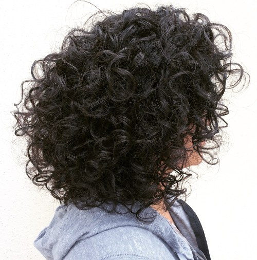 60 Styles And Cuts For Naturally Curly Hair In 2021