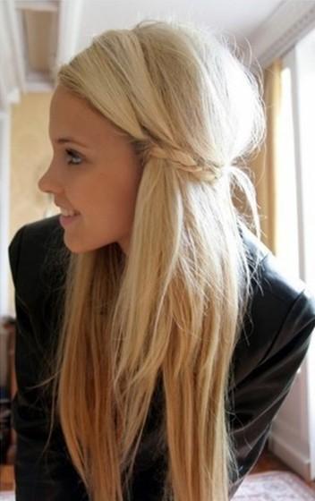 Fantastic 35 Fetching Hairstyles For Straight Hair Short Hairstyles Gunalazisus