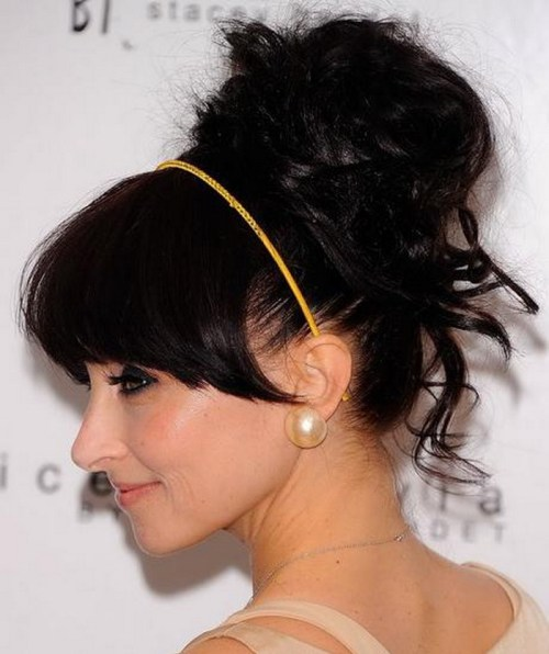Hairstyle Pic: 15 Perfectly Imperfect Messy Hairstyles For