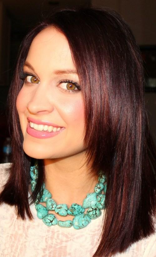 50 Shades of Burgundy Hair: Dark Red, Maroon, Red Wine Hair Color