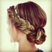 dutch braid inspired hairstyles