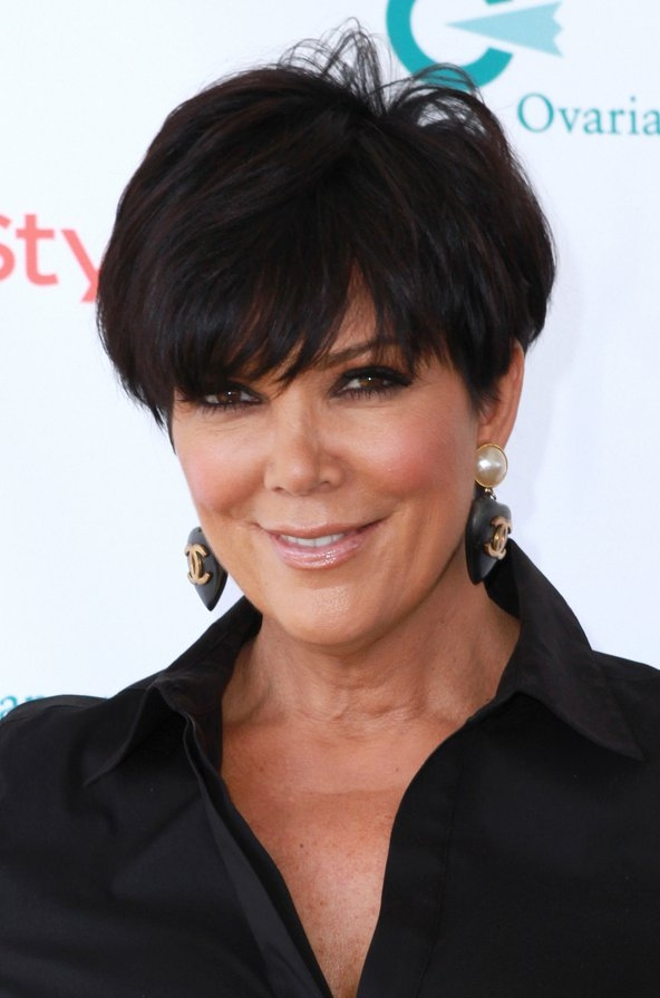 Sexy haircuts for older women