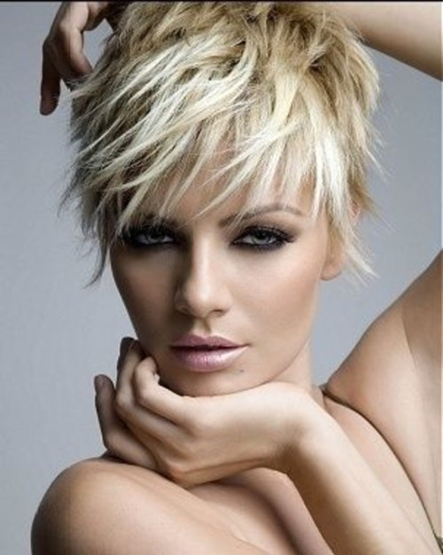 Remarkable 60 Short Choppy Hairstyles For Any Taste Choppy Bob Choppy Short Hairstyles Gunalazisus