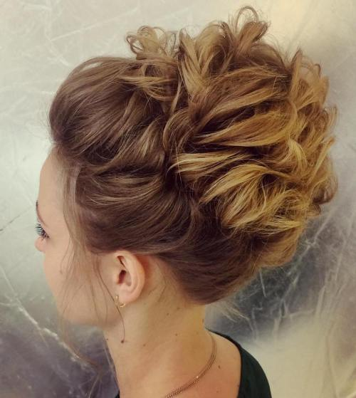 Wedding Hairstyles For Long Hair 24 Creative Unique: 60 Updos For Thin Hair That Score Maximum Style Point