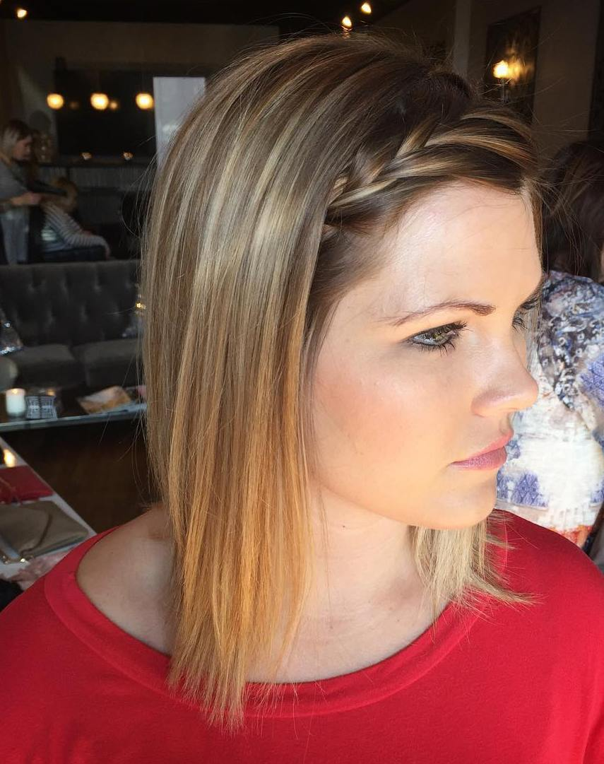 Medium Length Hairstyles For Fine Hair and the best hairstyle