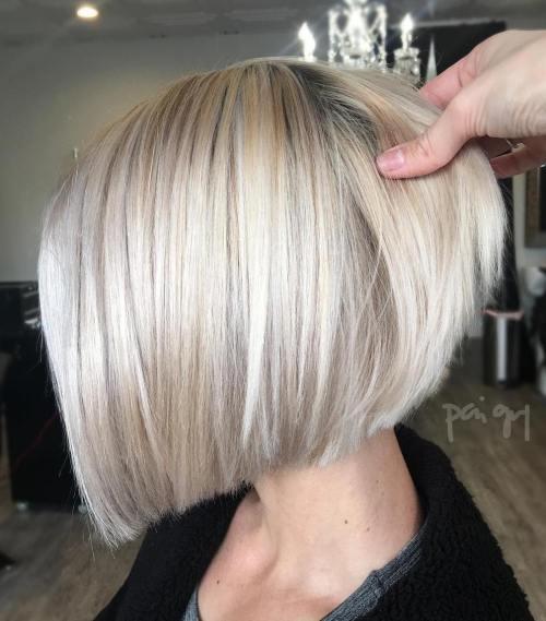 Short Bob Haircuts For Fine Hair Low Maintenance Low Maintenance
