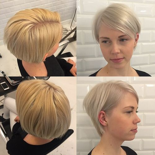 hair back styles bob hairstyles back view 8439
