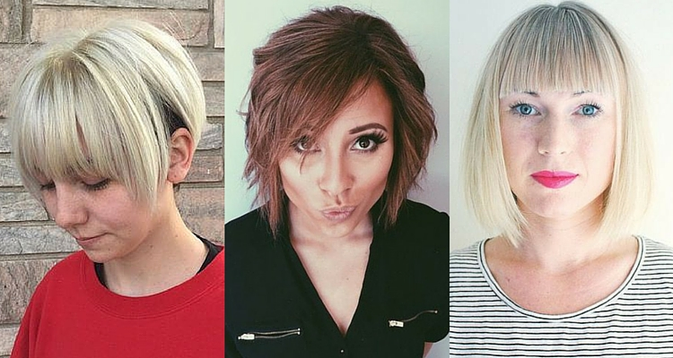 Tremendous Bob Haircuts For Fine Hair Long And Short Bob Hairstyles On Trhs Hairstyles For Women Draintrainus