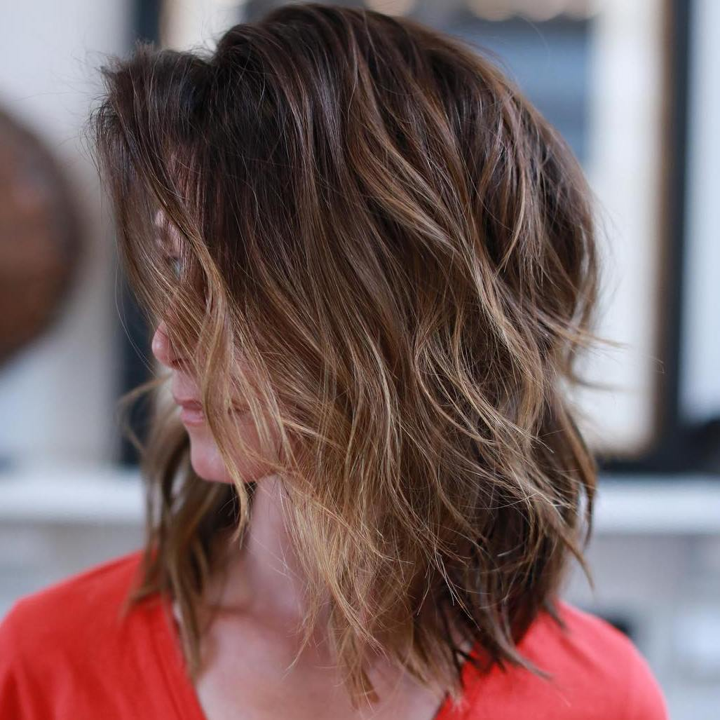 NEW FASHION HAIR STYLE: Best Shag Haircuts, Fine Hair and Your