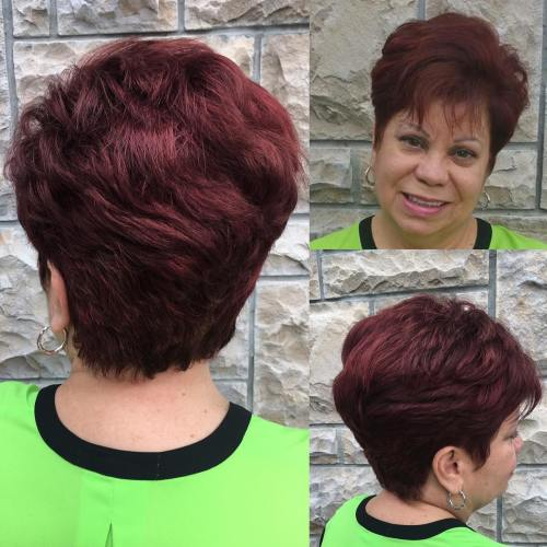 Incredible 80 Classy And Simple Short Hairstyles For Women Over 50 Short Hairstyles For Black Women Fulllsitofus