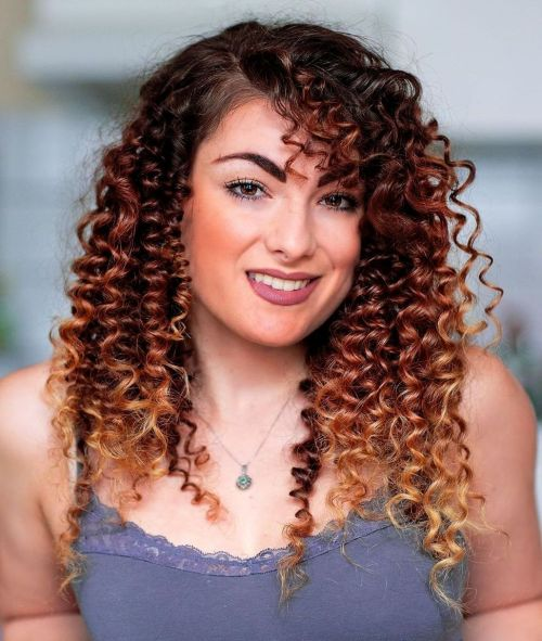 DIY Straw Curls Tutorial