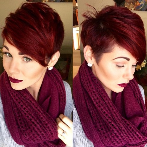 50 short shag hairstyles that you simply can�t miss