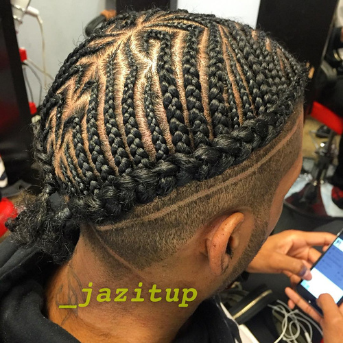 Cute Chinese Babies Wallpapers 20 New Super Cool Braids Styles For Men You Can T Miss