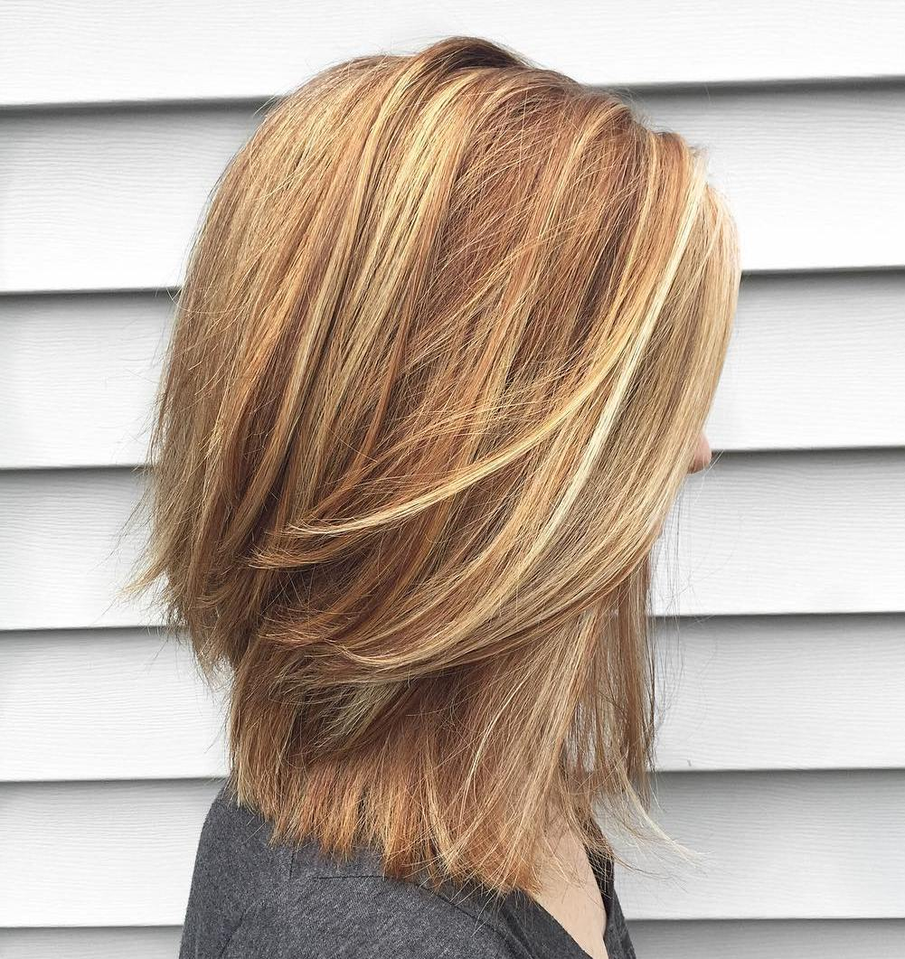 layered haircuts for thick medium length hair 60 most beneficial haircuts for thick hair of any length 5923
