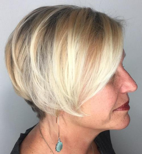 5 Latest Tips You Can Learn When Attending Short Hairstyles For Over ...