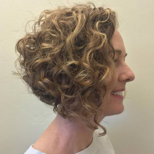 20 Cute Hairstyles For Naturally Curly Hair In 2020