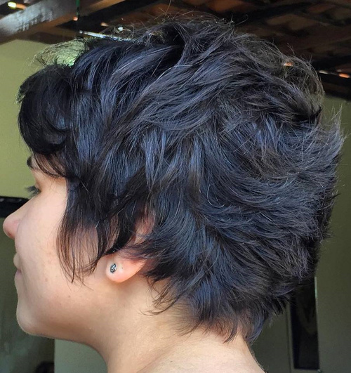 Awesome 60 Classy Short Haircuts And Hairstyles For Thick Hair Short Hairstyles Gunalazisus