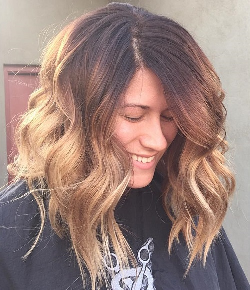 Brown ombre hair solutions for any taste brown to caramel ombre urmus Image collections