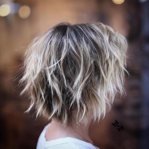 50 Short Shag Hairstyles That You Simply Cant Miss