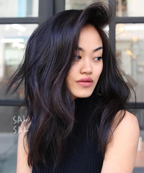 Wavy Hair Asian 35